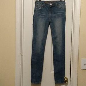 Sz 7 (juniors) jeans